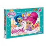 Puzzle  Clementoni-07537 XXL Pieces - Shimmer & Shine