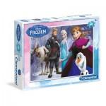 Puzzle  Clementoni-08413 Frozen