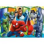 Puzzle  Clementoni-08429 Spider-Man
