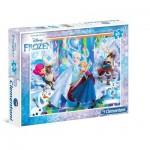 Puzzle  Clementoni-08433 Frozen