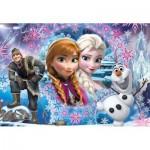Puzzle  Clementoni-08504 Frozen
