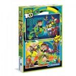 2 Puzzles - Ben 10