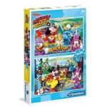 2 Puzzles - Mickey