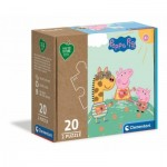 2 Puzzles - Peppa Pig