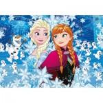 Puzzle  Clementoni-20153 Frozen