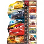 Puzzle  Clementoni-20319 XXL Pieces - Cars 3