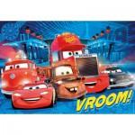 Clementoni-23669 XXL Jigsaw Puzzle - Cars
