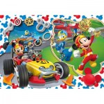 Puzzle  Clementoni-23709 XXL Pieces - Mickey Mouse