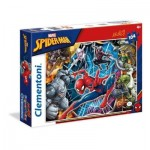 Puzzle  Clementoni-23716 XXL Pieces - Spider-Man