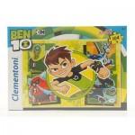 Puzzle  Clementoni-23717 XXL Pieces - Ben 10