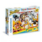 Puzzle  Clementoni-23718 XXL Pieces - Disney Duck Tales