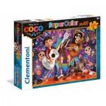 Puzzle  Clementoni-23719 XXL Pieces - Coco