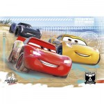 Puzzle  Clementoni-23727 XXL Pieces - Cars