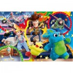Puzzle  Clementoni-23740 XXL Pieces - Toy Story 4