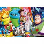 Puzzle  Clementoni-23741 XXL Pieces - Toy Story 4