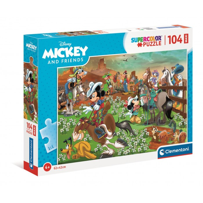 XXL Pieces - Mickey