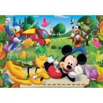 Puzzle  Clementoni-23974 XXL pieces - Mickey Mouse