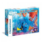 Puzzle  Clementoni-23976 XXL Pieces - Finding Dory