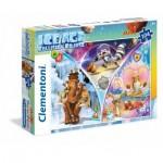 Puzzle  Clementoni-23977 XXL Pieces - Ice Age