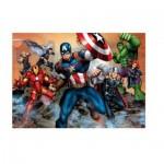Puzzle  Clementoni-23985 XXL Pieces - Avengers