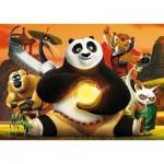 Puzzle  Clementoni-24042 XXL Pieces - Kung Fu Panda 3