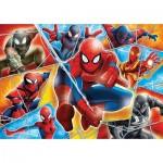 Puzzle  Clementoni-24053 XXL Pieces - Spider-Man