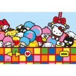 Puzzle  Clementoni-24202 XXL Pieces - Hello Kitty