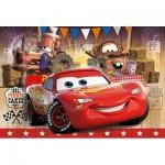 Puzzle  Clementoni-24203 XXL Pieces - Cars