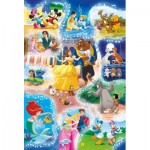 Puzzle  Clementoni-24204 XXL Pieces - Dance Time