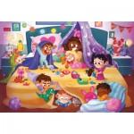 Puzzle  Clementoni-24213 XXL Pieces - Nighty Night