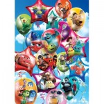 Puzzle  Clementoni-24215 XXL Pieces - Disney Pixar Party
