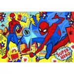 Puzzle  Clementoni-24216 XXL Pieces - Spiderman