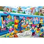 Clementoni-24464 Floor Puzzle - Winnie the Pooh