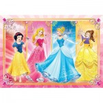 Puzzle  Clementoni-24471 XXL Pieces - Disney Princess