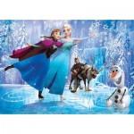 Puzzle  Clementoni-24474 XXL Pieces - Frozen