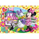 Clementoni-24480 Floor Puzzle - Minnie