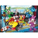 Clementoni-24481 Floor Puzzle - Mickey