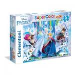 Puzzle  Clementoni-24496 XXL Pieces - Frozen