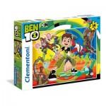Puzzle  Clementoni-24498 XXL Pieces - Ben 10