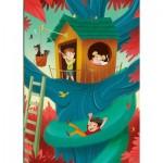 Puzzle  Clementoni-25253 Fantasyland - 3x48 Pieces