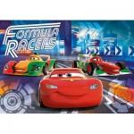 Clementoni-25442 Floor Puzzle - Cars 3