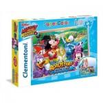 Clementoni-25457 Floor Puzzle - Mickey