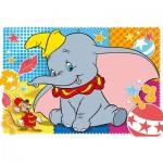 Puzzle  Clementoni-25461 XXL Pieces - Dumbo
