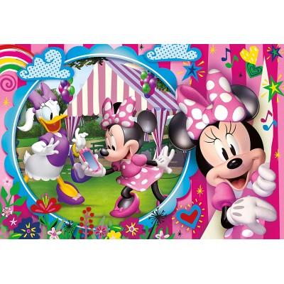 Puzzle Clementoni-25462 XXL Pieces - Minnie Happy Helpers