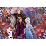 Clementoni-25464 Giant Floor Puzzle - Frozen 2