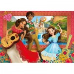 Puzzle  Clementoni-26417 XXL Pieces - Elena Avalor