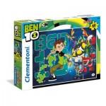 Puzzle  Clementoni-26429 XXL Pieces - Ben 10