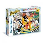 Puzzle  Clementoni-26432 XXL Pieces - Duck Tales