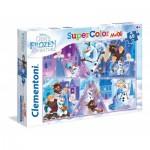Puzzle  Clementoni-26436 XXL Pieces - Frozen
