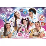 Puzzle  Clementoni-26449 XXL Pieces - Miracle Tunes